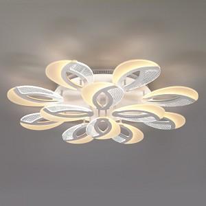 Люстра LED пультом д/у Flake EV_85974