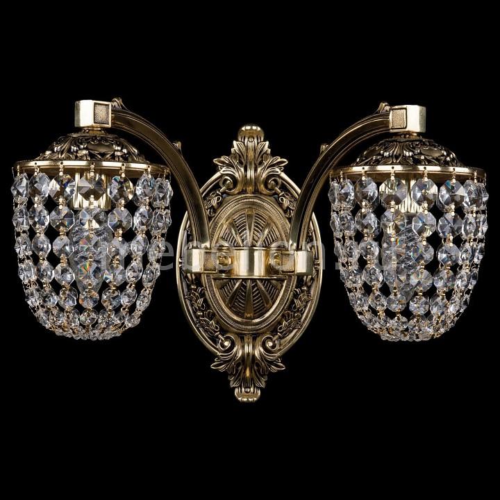 Купить Бра 1772/2/150/GB, Bohemia Ivele Crystal