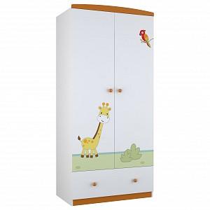 Шкаф платяной Polini Basic Джунгли
