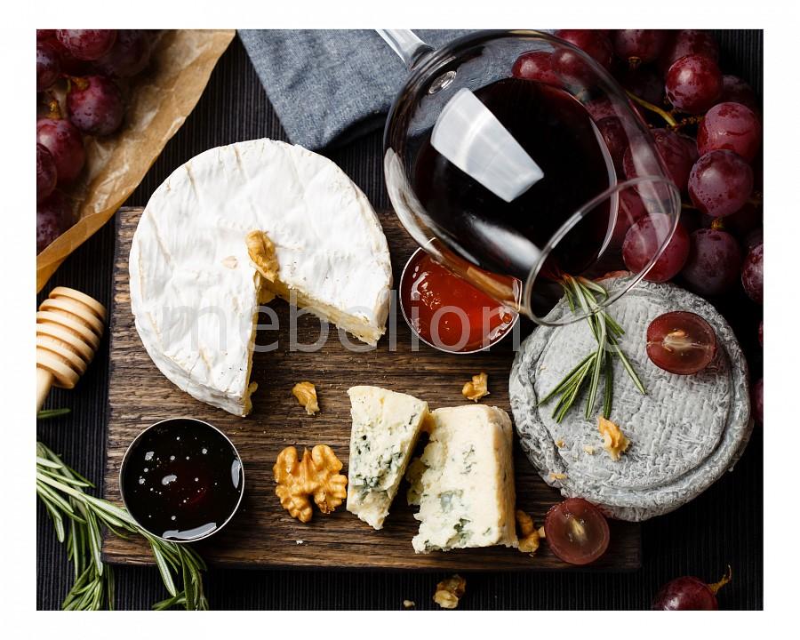 Панно Ekoramka (50х40 см) Вино и сыр 1744076 толстовка wearcraft premium унисекс printio броня крепка
