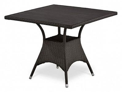 Стол обеденный T190BD-W52-90x90 Brown