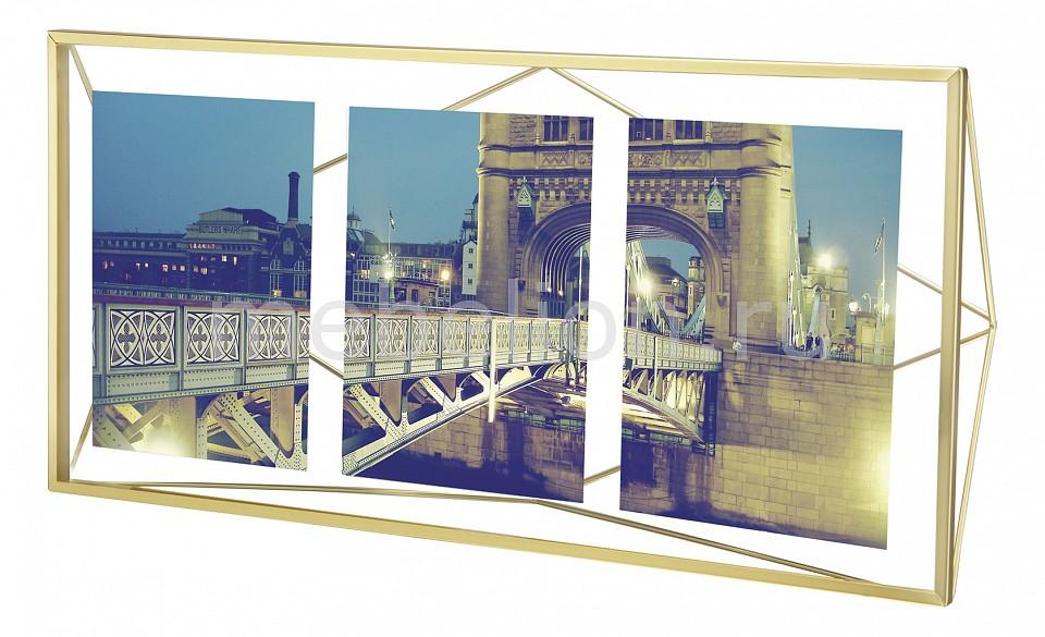 Мультирамка Umbra (48.3х22.9 см) Prisma 313019-221 umbra зеркало декоративное prisma