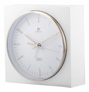 Настольно-настенные часы (16x16 см) Lowell JA7070B