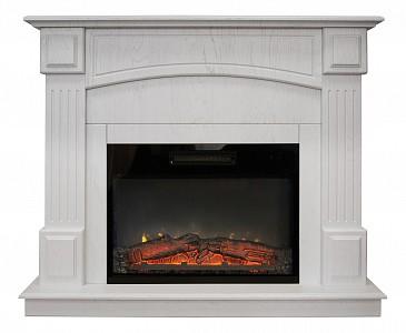 Комплект из электрокамина напольного и портала (116х33х99 см) Philadelphia 170298