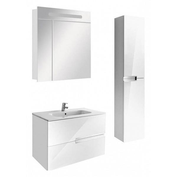 Гарнитур для ванной Roca Victoria Nord 80 Ice Edition фото