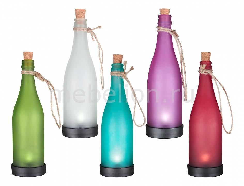Купить Комплект из 15 садовых фигур Solar 3359-15, Globo, Австрия, белый, голубой, зеленый, красный, фиолетовый, полимер