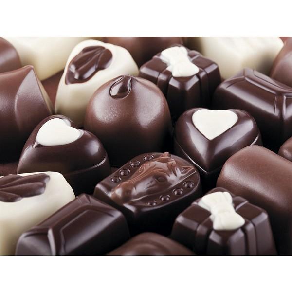 Картина (40х30 см) Шоколадные конфеты SE-102-201 фото