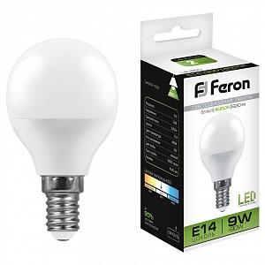 Лампа светодиодная LB-550 E14 220В 9Вт 4000K 25802