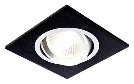Встраиваемый точечный светильник Classic A601 AMBR_A601_BK