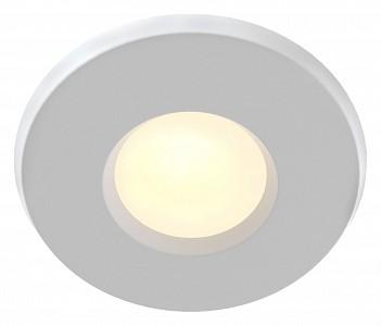 Встраиваемый светильник Metal DL010-3-01-W