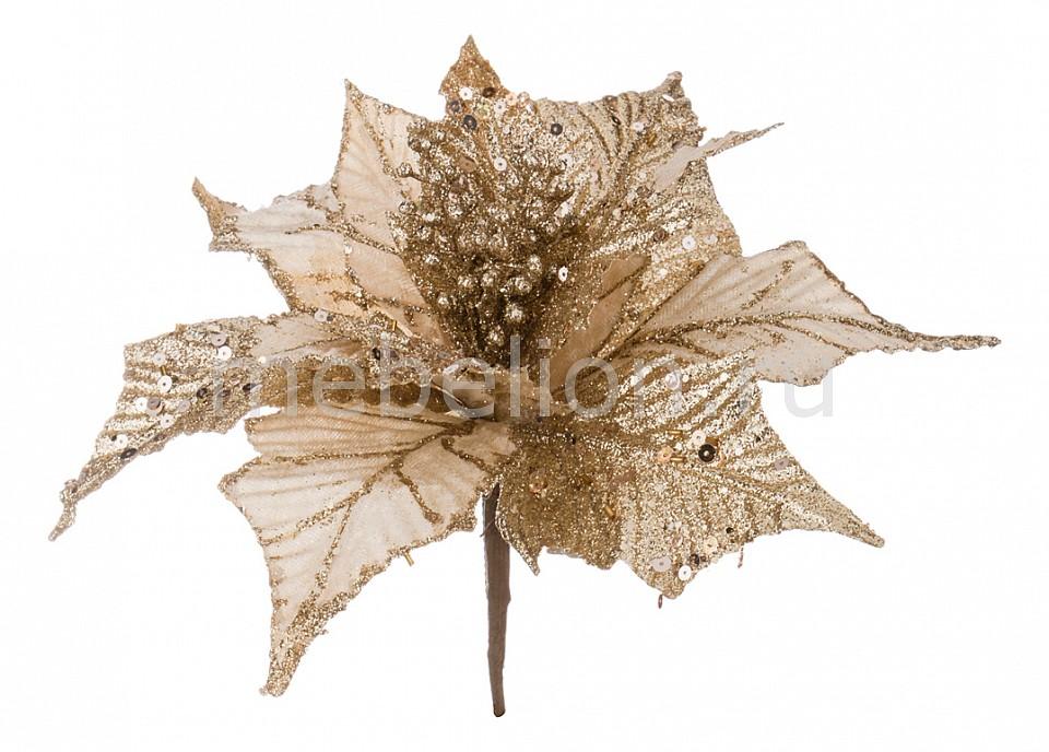 Цветок АРТИ-М (28 см) Пуансетия 241-1842 ткань арта 1 п м 280 см цвет золотой
