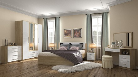 Гарнитур для спальни Бланка