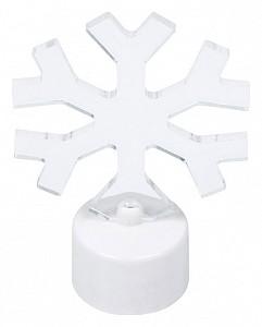 Снежинка световая [10 см] 501-055