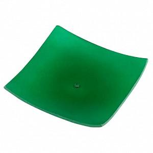 Плафон стеклянный 110234 Glass A green Х C-W234/X