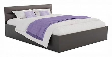 Кровать двуспальная Виктория-МБ с матрасом АСТРА 2000x1800