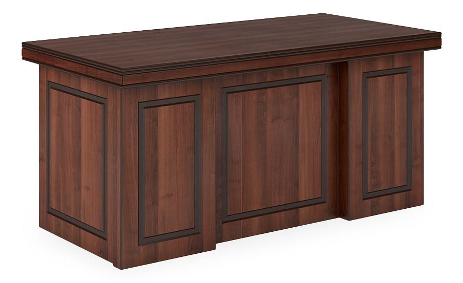 Стол руководителя Pointex POI_BRN8610102 от Mebelion.ru