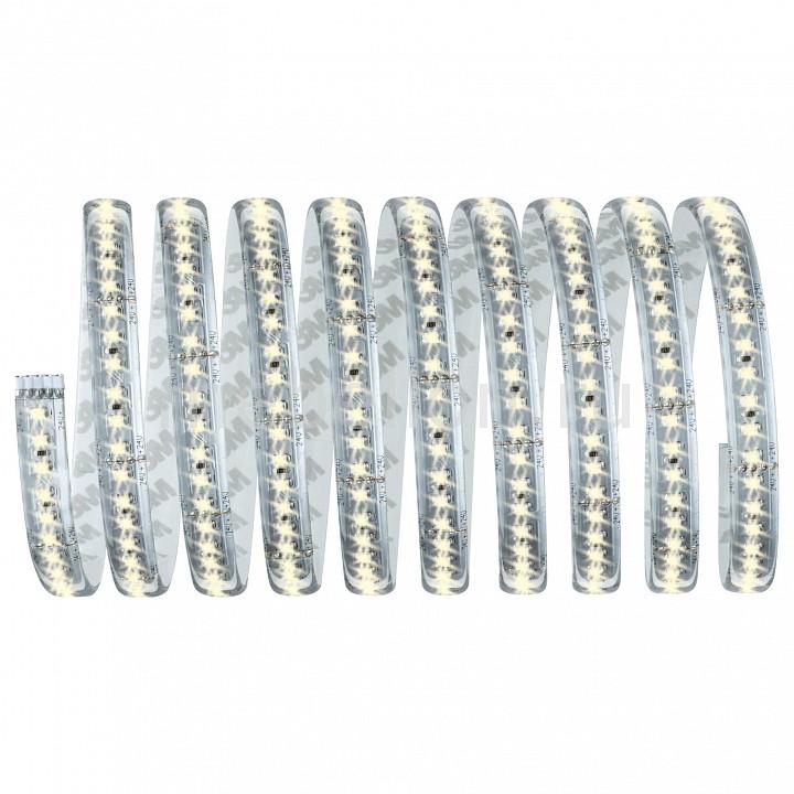Купить Комплект с лентой светодиодной [3 м] MaxLED 70801, Paulmann, серый, полимер