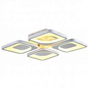 Люстра со светодиодной подсветкой и пультом д/у Квадро KL_08110D