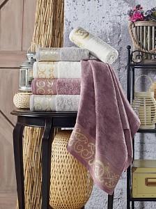 Набор из 3 банных полотенец Bamboo