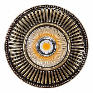 Встраиваемый светильник Дзета CLD042W3