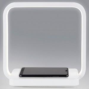 Настольная лампа декоративная Frame 80502/1 белый