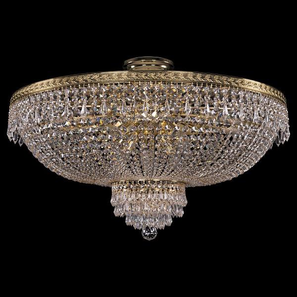 Люстра на штанге 1927/75/Z/G Bohemia Ivele Crystal 1927/75Z/G  (BI_1927_75Z_G), Чехия