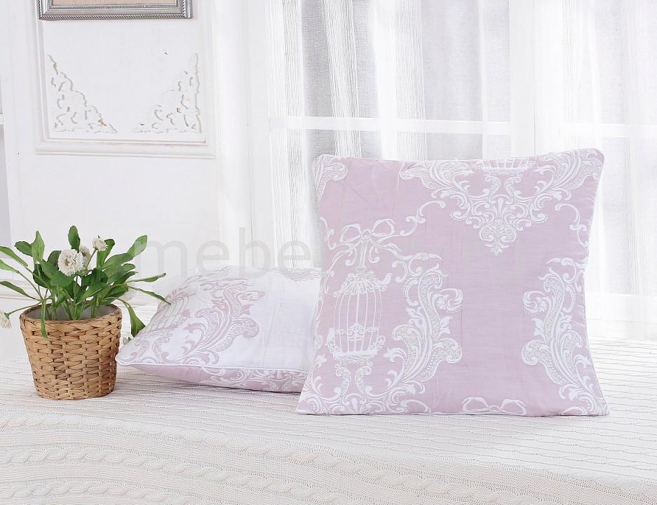 Наволочка для декоративных подушек CLEO CLE_45_001_1-BR от Mebelion.ru