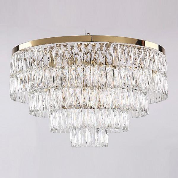 Подвесной светильник 10120 10129+9/C gold Newport NWP_M0060309