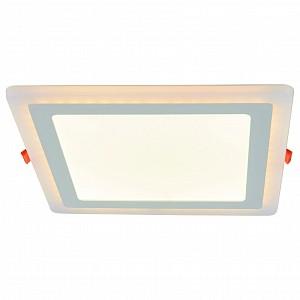 Led светильник потолочный Vega AR_A7524PL-2WH