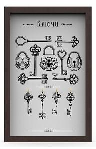Ключница (29х45 см) Ключи KD-041-022