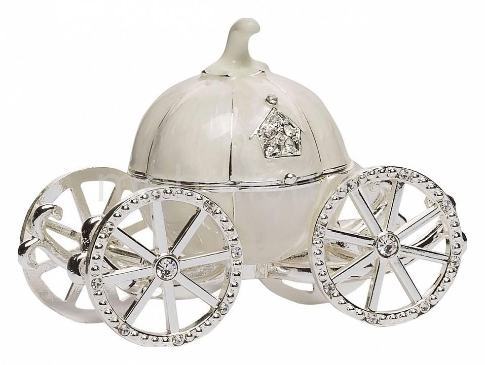 Шкатулка декоративная Garda Decor (9х7х5 см) Карета LS0723B