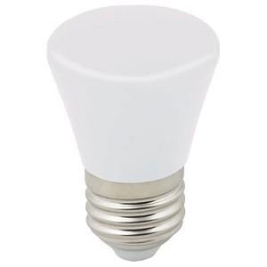 Лампа светодиодная Décor Color E27 220-240В 1Вт 6000K LED-D45-1W/6000K/E27/FR/С BELL