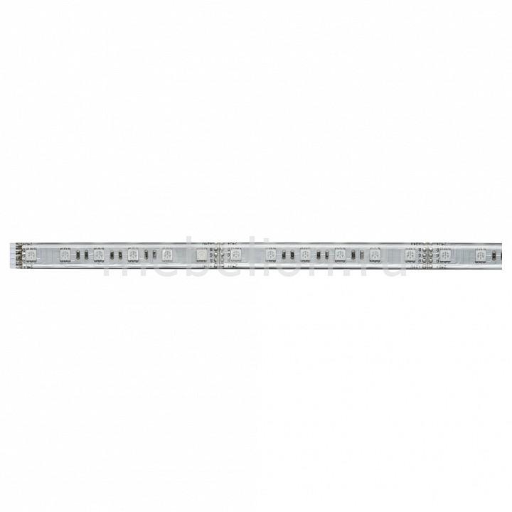 Купить Лента светодиодная [1 м] MaxLED 70657, Paulmann, серый, полимер