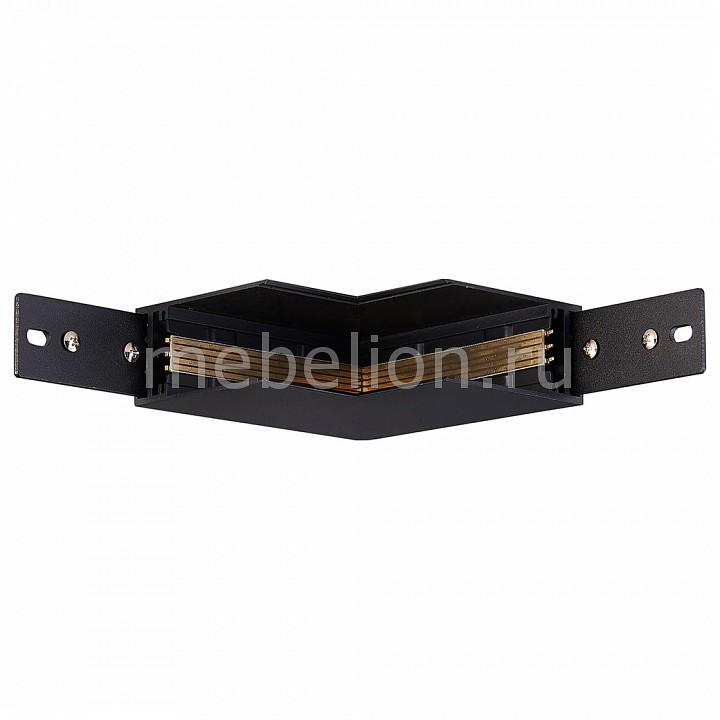 Купить Соединитель для треков [123x39x76] DLM Inner corner DLM/Black, Donolux