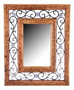 Зеркало настенное (60x75 см) Арт 723-120