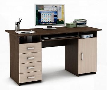 Стол компьютерный Лайт-8К