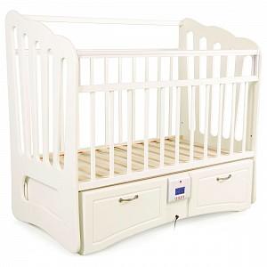 Кроватка для младенца Укачай-ка 06 UKA_06-BE