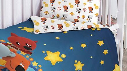 Белье в кроватку для новорожденного Ночное небо PRM_585889