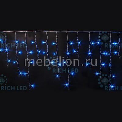 Светодиодная бахрома RichLED RL_RL-i3_0.5F-CW_B от Mebelion.ru