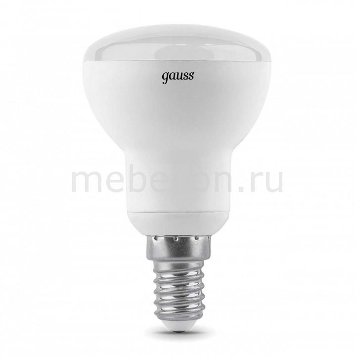 Купить Лампа светодиодная E14 6Вт 150-265В 3000K 106001106, Gauss, Китай