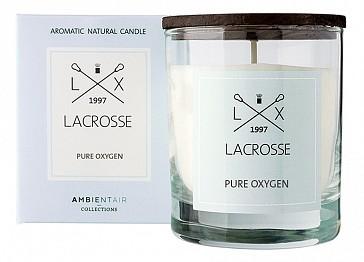 Свеча ароматическая (9.5 см) Lacrosse Кислород VV040OXLC