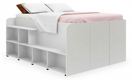 Кровать односпальная детская Twist UP FSN_TWIST-L-FB