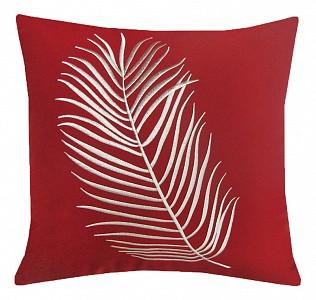 Подушка декоративная (45х45 см) Перо