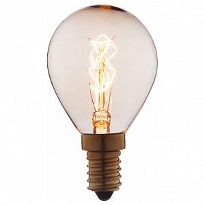 Лампа накаливания 5458