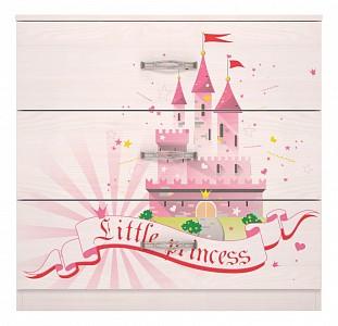 Комод розового цвета Принцесса IZH_T0017464
