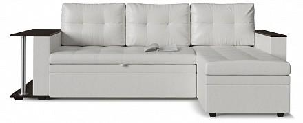 Угловой диван-кровать Атланта дельфин / Диваны / Мягкая мебель