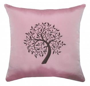 Подушка декоративная (45х45 см) Дерево
