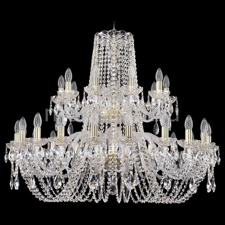 Купить Подвесная люстра 1402/20+10/360/2d/G, Bohemia Ivele Crystal