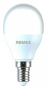 Лампа светодиодная 175-265В 7Вт 4100K RZ-122-G45-E14-7W-4K