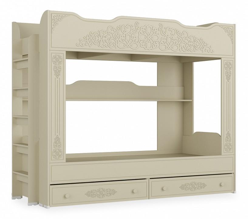 Купить Кровать двухъярусная Ассоль плюс АС-25, Компасс-мебель
